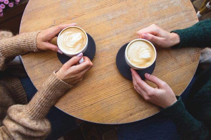 Peluang usaha warung kopi sederhana